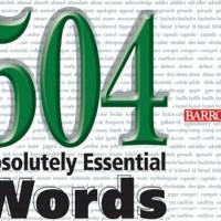 دانلود لغات کدینگ شده ۵۰۴ واژه