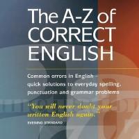 دانلود رایگان کتاب The A-Z of Correct English
