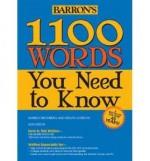 دانلود لغات ۱۱۰۰ واژه ضروری بارونز با معادل انگلیسی و ترجمه فارسی-1