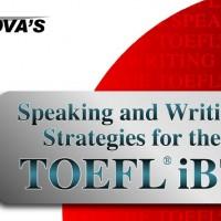 دانلود کتاب محشر Speaking and Writing Strategies for TOEFL IBT, Bruce Stirling همراه با فایل صوتی